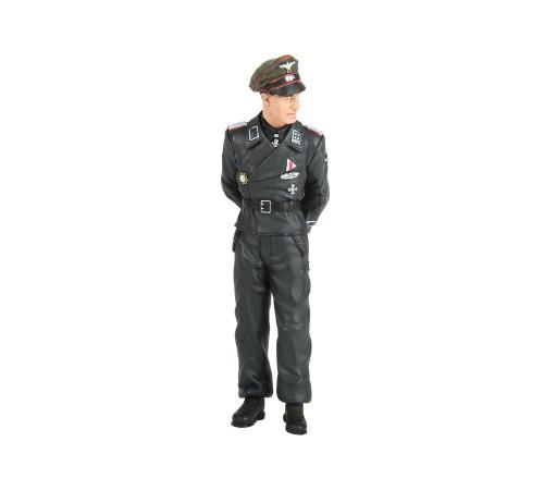1/16 Scale Torro German Commander Jochen Peiper Figure WWII RC Tank Crew