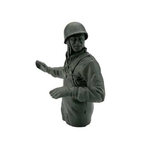1/16 Heng Long RC Tank U.S Commander Figure Unpainted