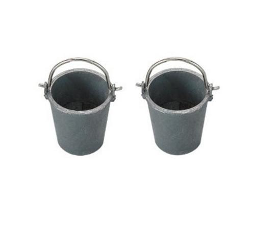 1/16 Torro RC Battle Tank Set of Metal Buckets Accessories