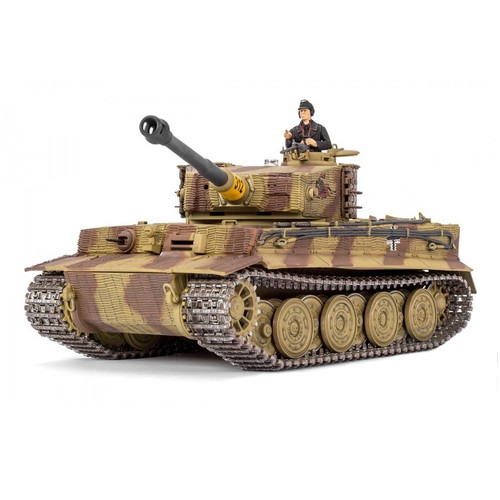 1/24 German Tiger I  RC Tank Late Version Infrared 2.4GHz Forces of Valor