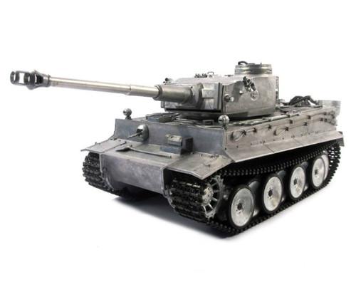 1/16 Mato German Tiger I RC Tank Infrared 2.4GHz 100% Metal