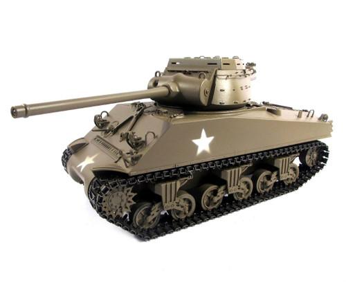 1/16 Mato US M36B1 Jackson RC Tank Destroyer Infrared 2.4GHz 100% Metal Green