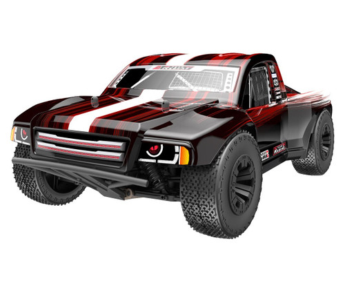 1/10 TR-SC10E RC Short Course Truck 4WD Brushless 2.4GHz Red