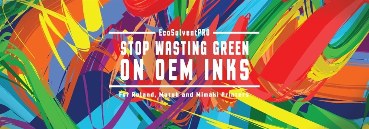 EcoSolventPRO Ink
