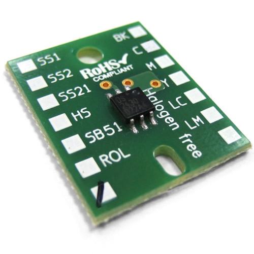 Mimaki Yellow SS21 Chip 440ml Capacity
