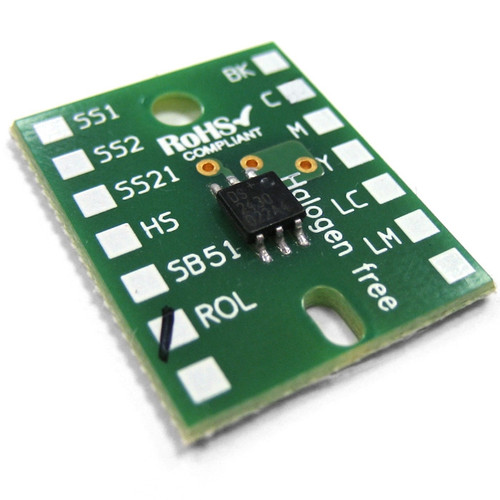 Roland Black Max 2 Bulk Chip 440ml Capacity