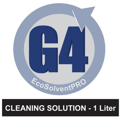 Cleaning Solution - 1 Liter Bottle, EcoSolventPRO G4 Ink for Roland. Eco-Sol MAX Compatible.