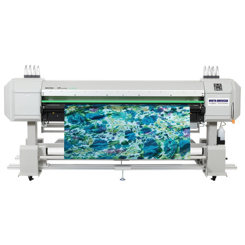 Mutoh VJ1938TX Direct to Fabric Printer