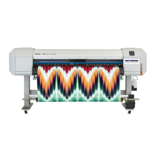 Mutoh VJ1638WX Dual Head Dye Sublimation Printer