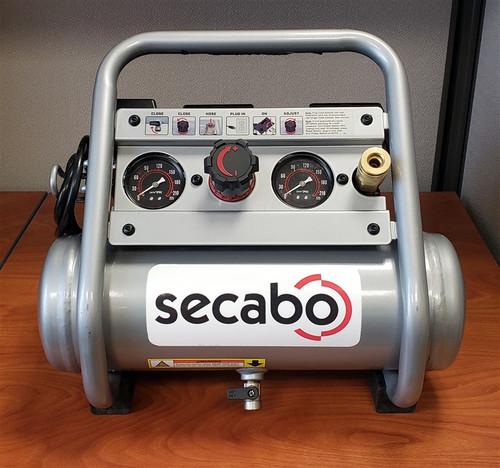 Secabo Quite Air Compressor: $165.95