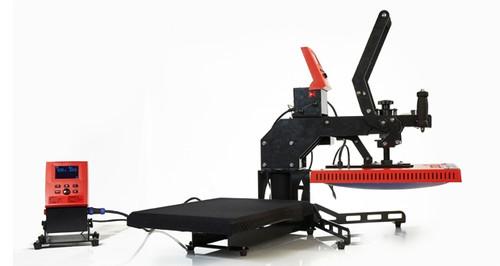 The Beast Bundle - Secabo TS7 Swing Away Membrane Heat Press. LIST PRICE: $5,399.00.