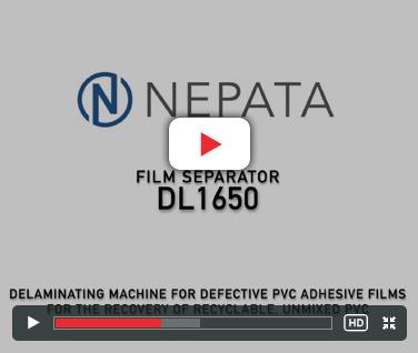 NEPATA DL1650 Film Separator