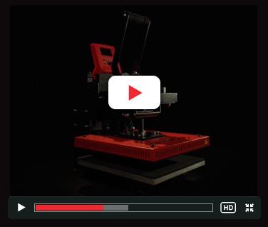 TS7 Smart Swing Away Heat Press