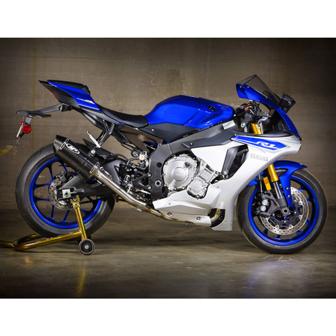 M4 Exhaust Yamaha Yzf R1 15 19 Full Exhaust System