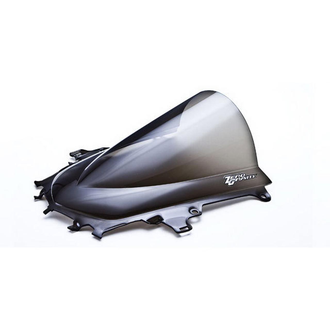 for 15-19 BMW S1000RR ZERO GRAVITY Double Bubble Windscreen Dark Smoke