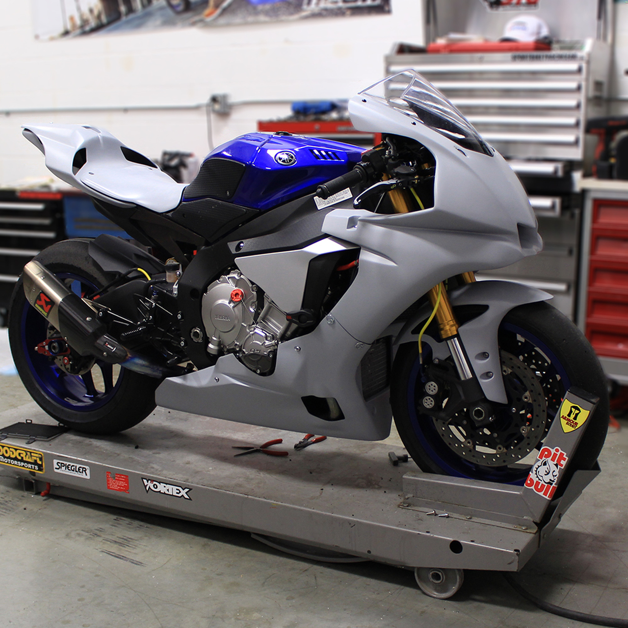 Armour Bodies Yamaha YZF-R1 15-19 Pro Series Bodywork Supersport Kit
