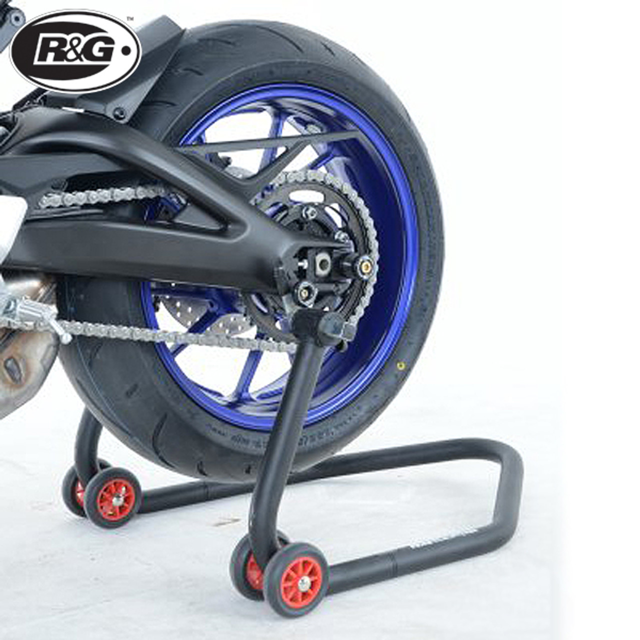 R G Racing Yamaha Fz1 06 15 M6 Cotton Reel Swingarm Spools