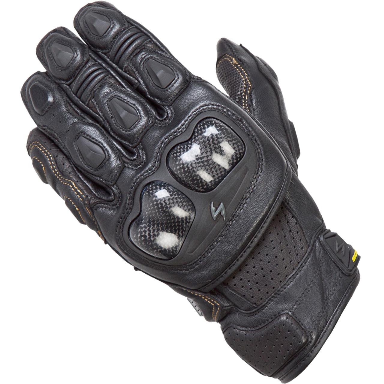Scorpion Klaw II Short Cuff Leather//Mesh Glove Motorcycle Street Bike