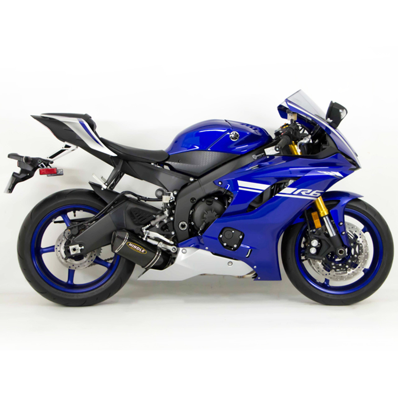 Hindle Evolution Full Exhaust System Yamaha YZF-R6 06-19