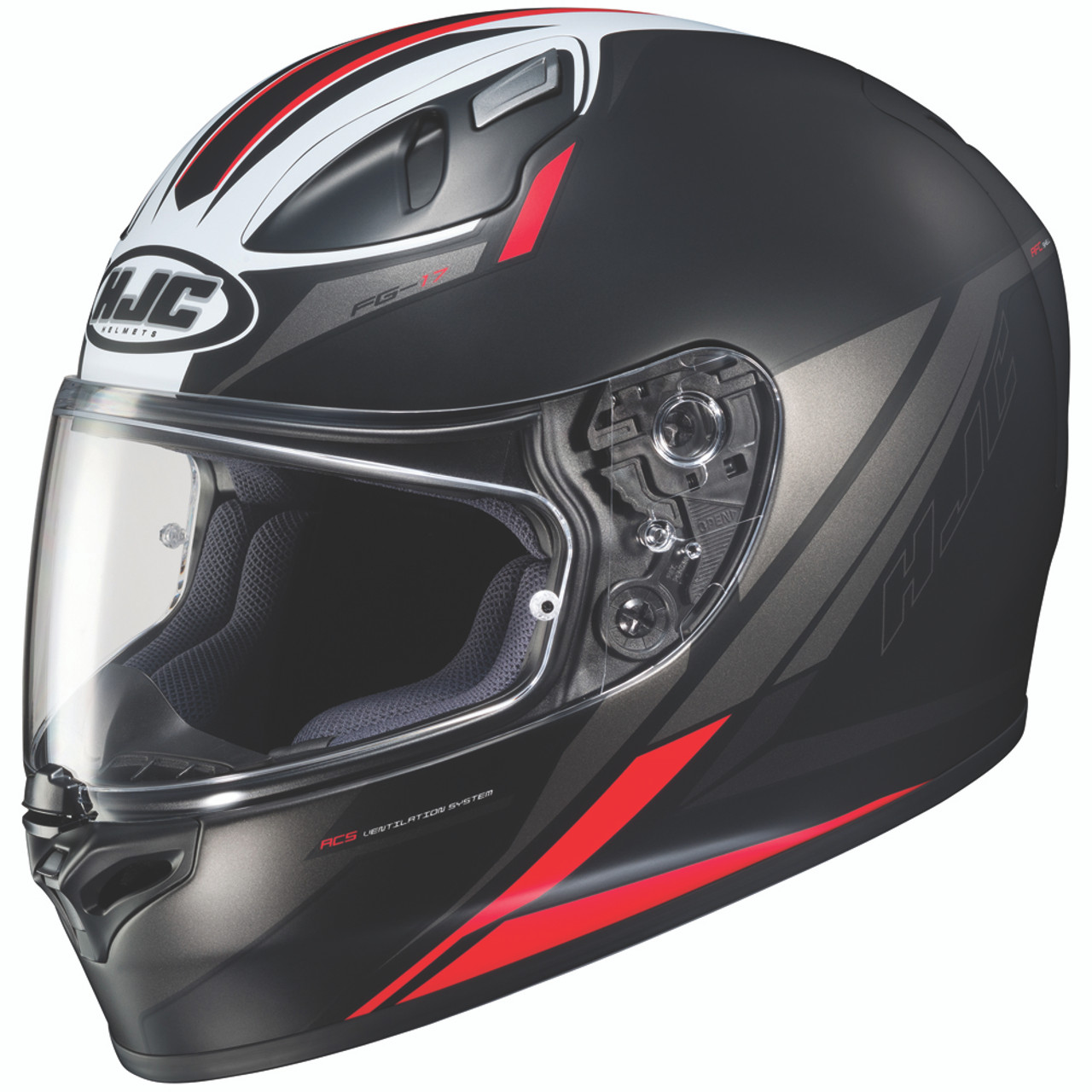 Hjc Fg 17 >> Hjc Fg 17 Valve Helmet