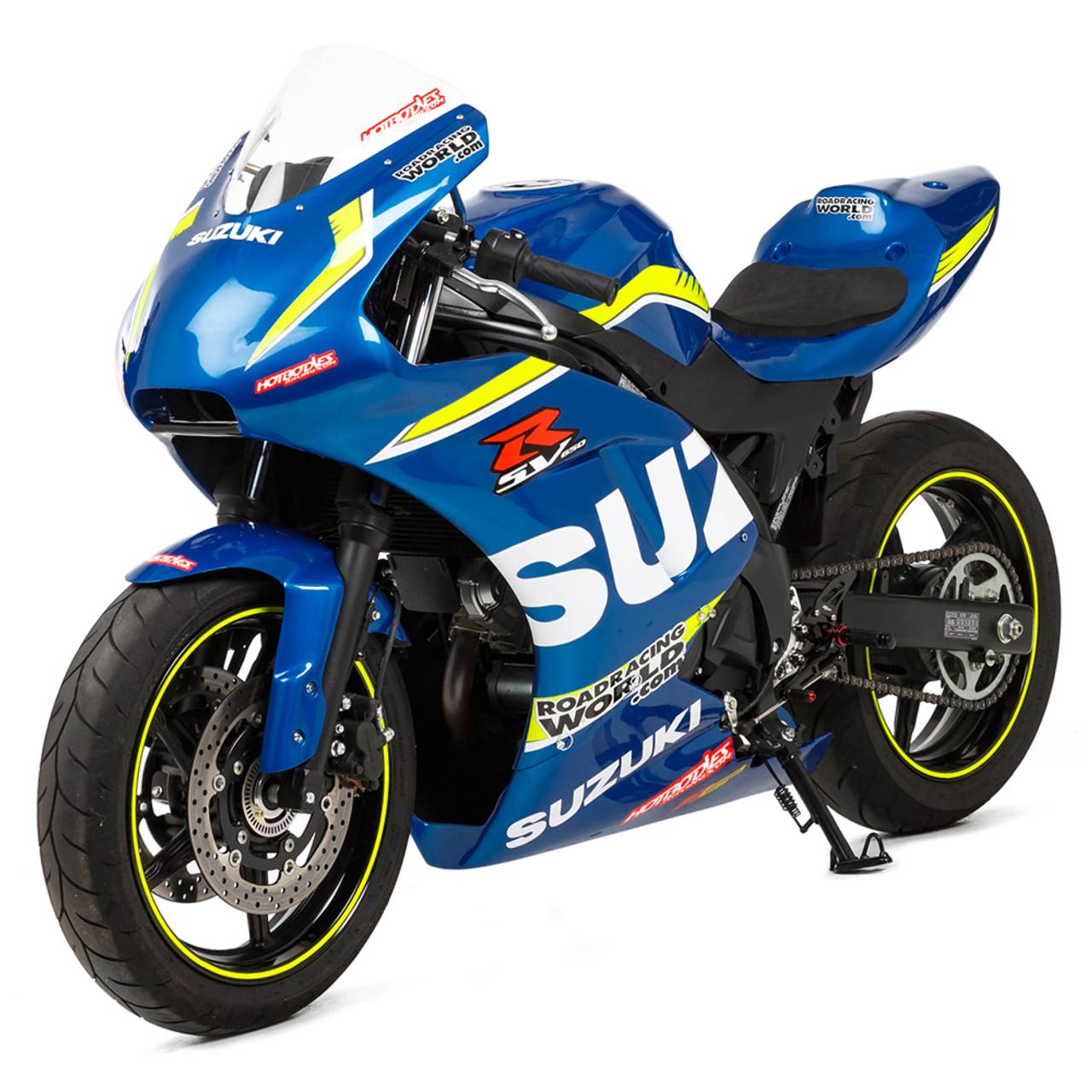 Hotbodies Racing Suzuki Sv650 2017 2020 Sv R Race Bodywork