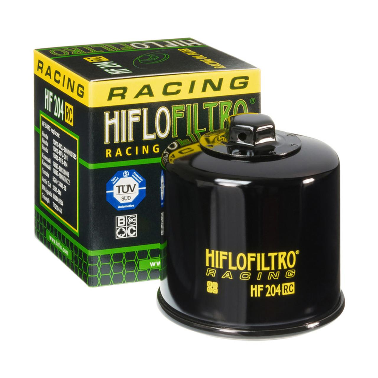 Hiflofiltro Racing Oil Filter Yamaha YZF-R6 06-19 HF204RC