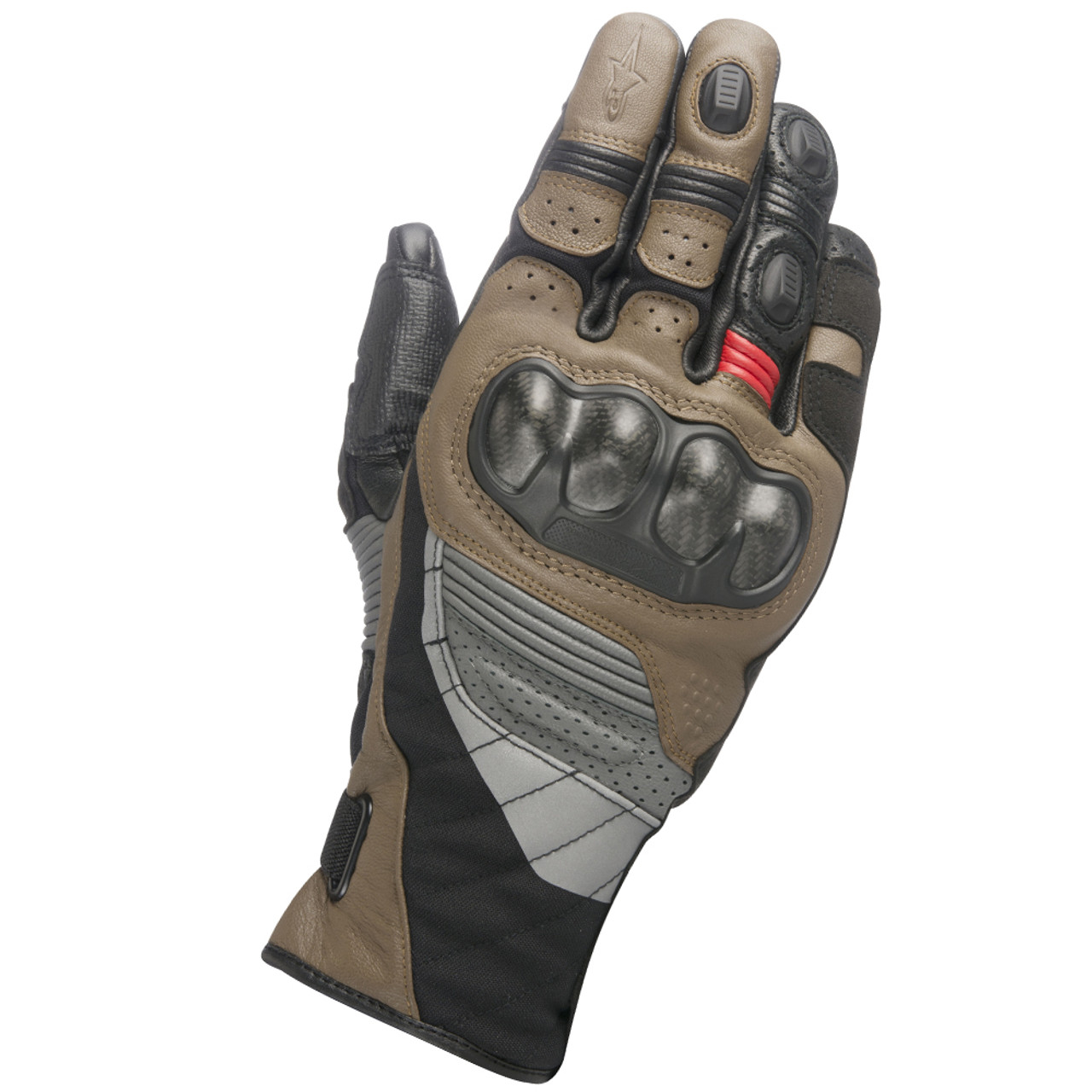 Alpinestars Valparaiso Drystar Gloves BLACK XX-LARGE