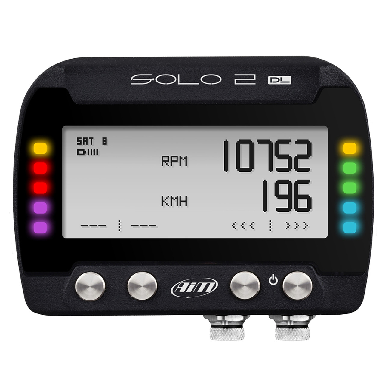 AiM Solo 2 DL GPS Lap Timer & Data Logger