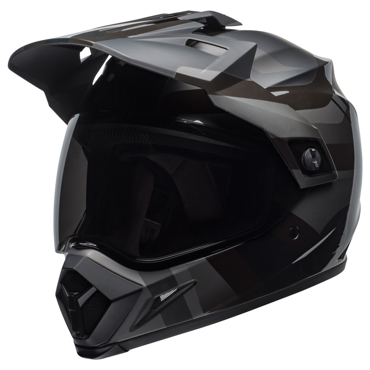Bell MX-9 Adventure Replacement Face Shield Dark Smoke