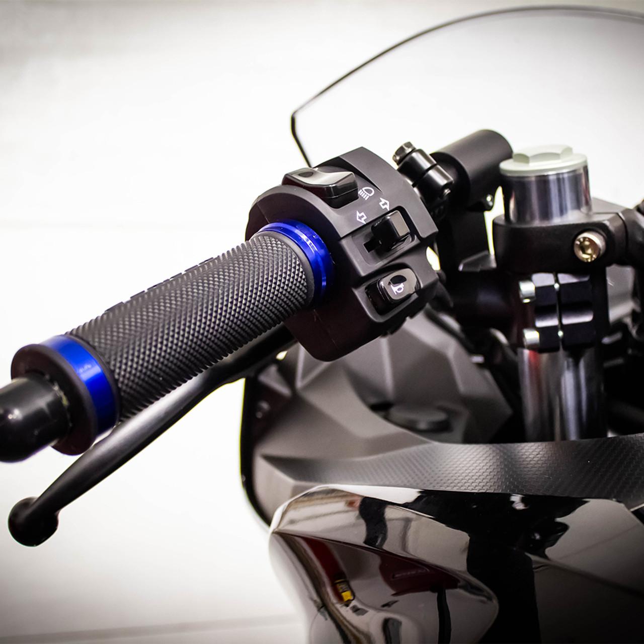 Woodcraft Kawasaki Ninja 400 18-19 Clip-on Riser Assembly w/ Bars
