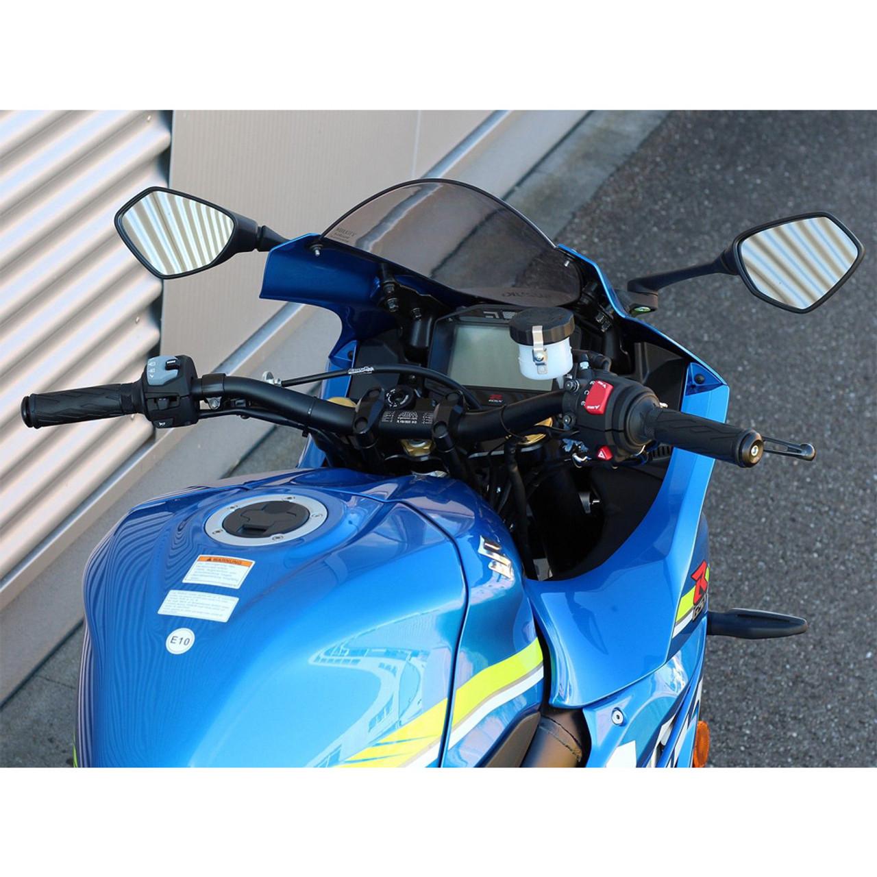 ABM Suzuki GSX-R1000 ABS 17-19 Handlebar Riser Kit