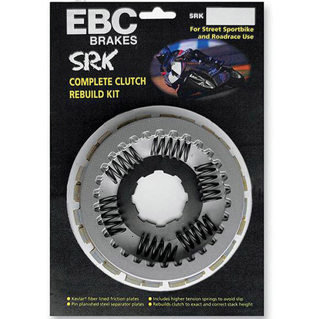 EBC Kawasaki ZX9R 94-97 SRK Race/Sport Series Clutch Kit