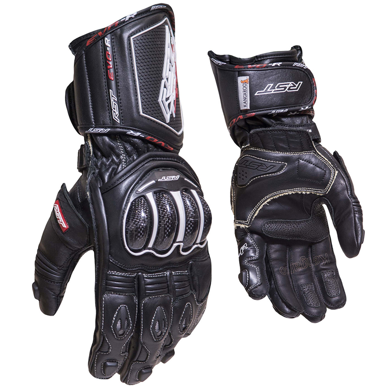 All Colours /& Sizes RST R-18 CE Motorbike Motorcycle Sports Gloves