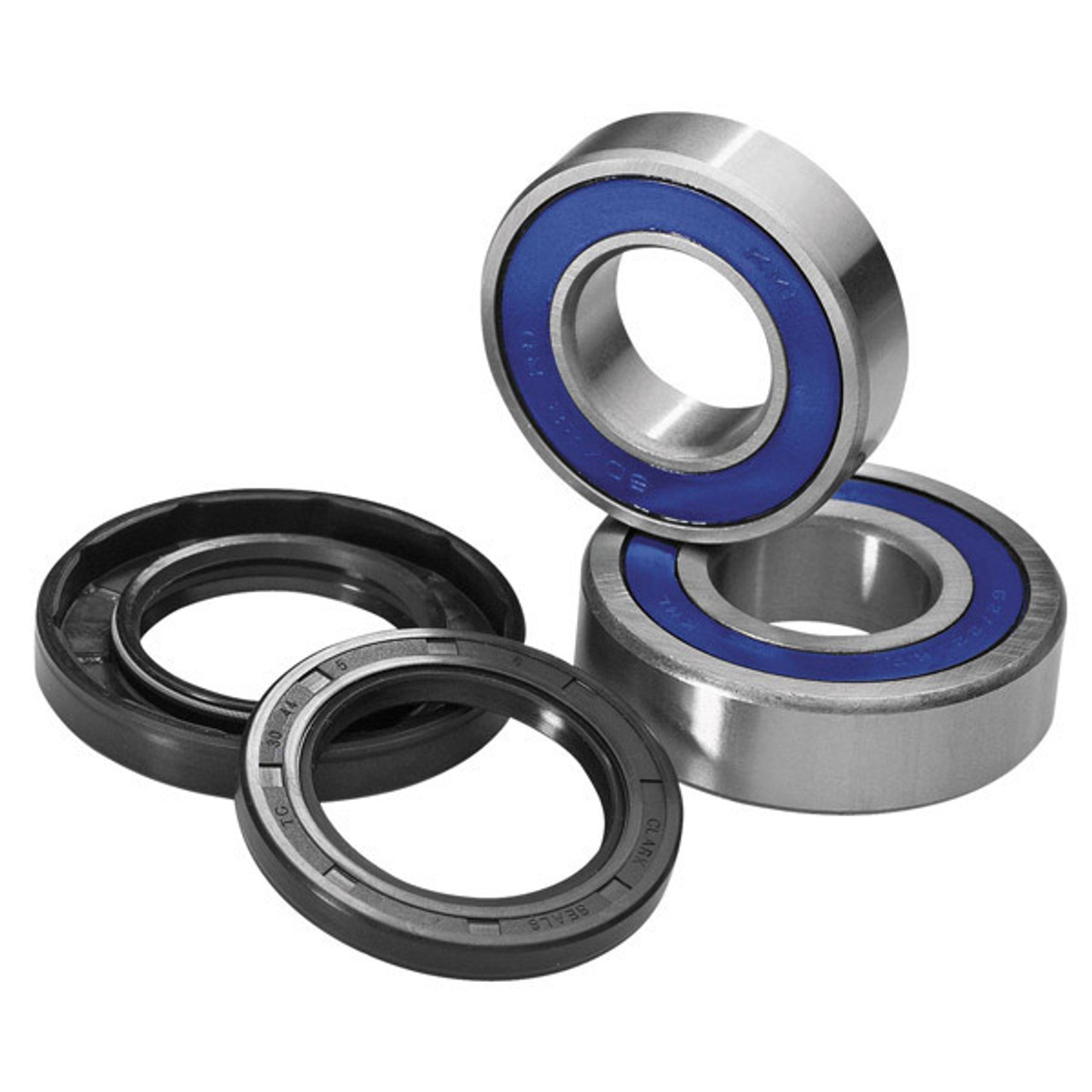 Honda cbr600 rr cbr 600 2007-2009 bearings front wheels kit with gaskets