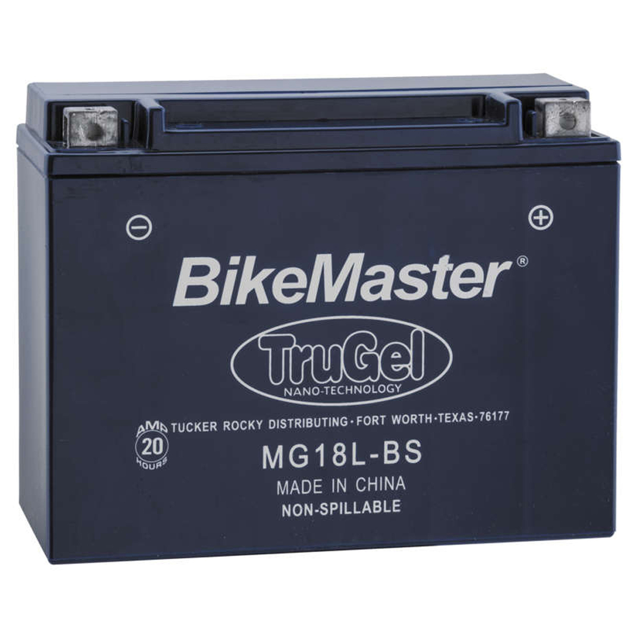 BikeMaster Suzuki GV1400GC/GD/GT Cavalcade 86-88 TruGel Battery
