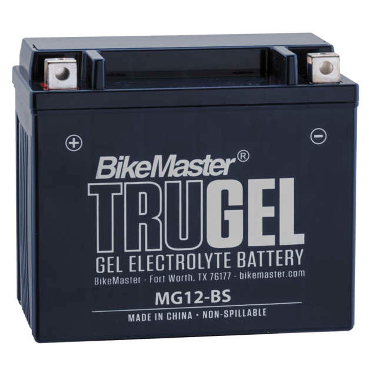 BikeMaster Triumph 1050 Tiger 07-13 TruGel Battery