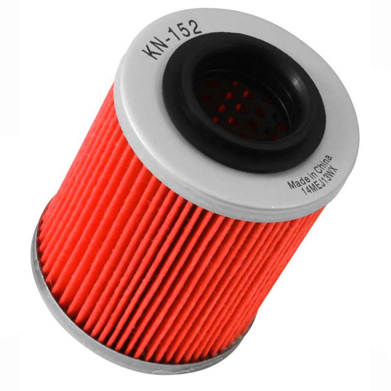 K/&N Performance Oil Filter For Aprilia 2006 RSV 1000 Tuono Racing