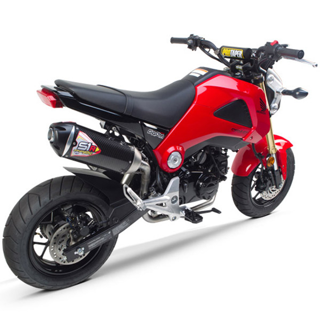 Two Brothers Honda Grom 14-15 S1R Full Exhaust System