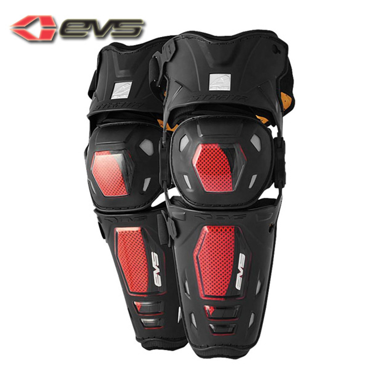 EVS SP Knee Guards Black Small//Medium