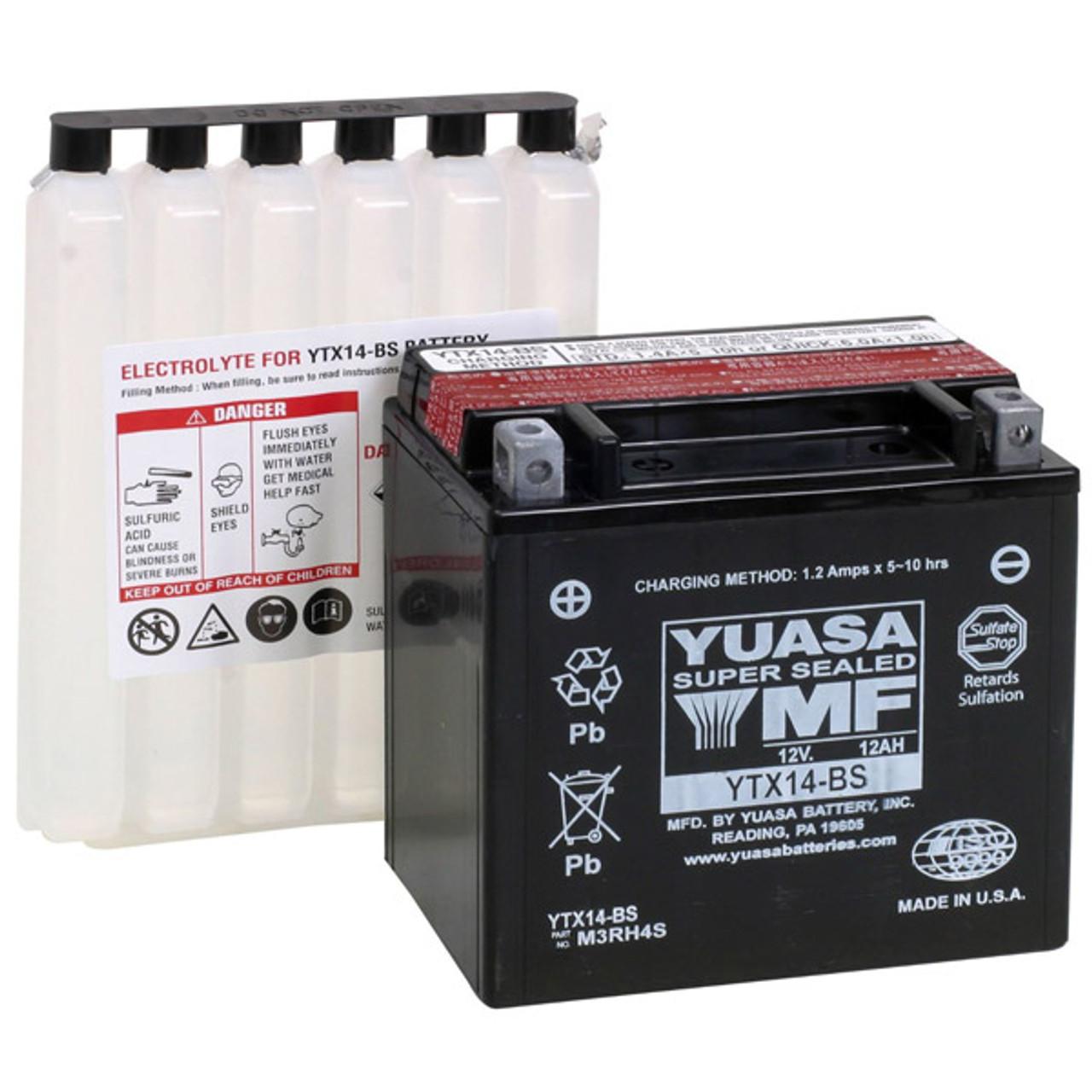 Battery Motobatt Aprilia Pegaso 650 1997-2000