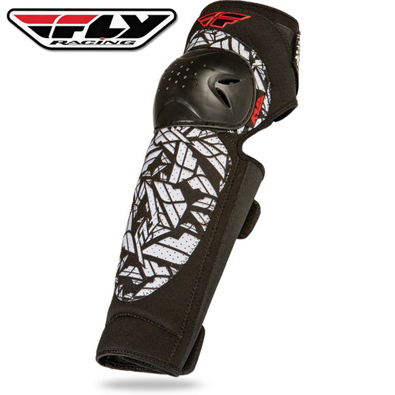 Fly Racing 2020 Barricade Flex Elbow Guards Black