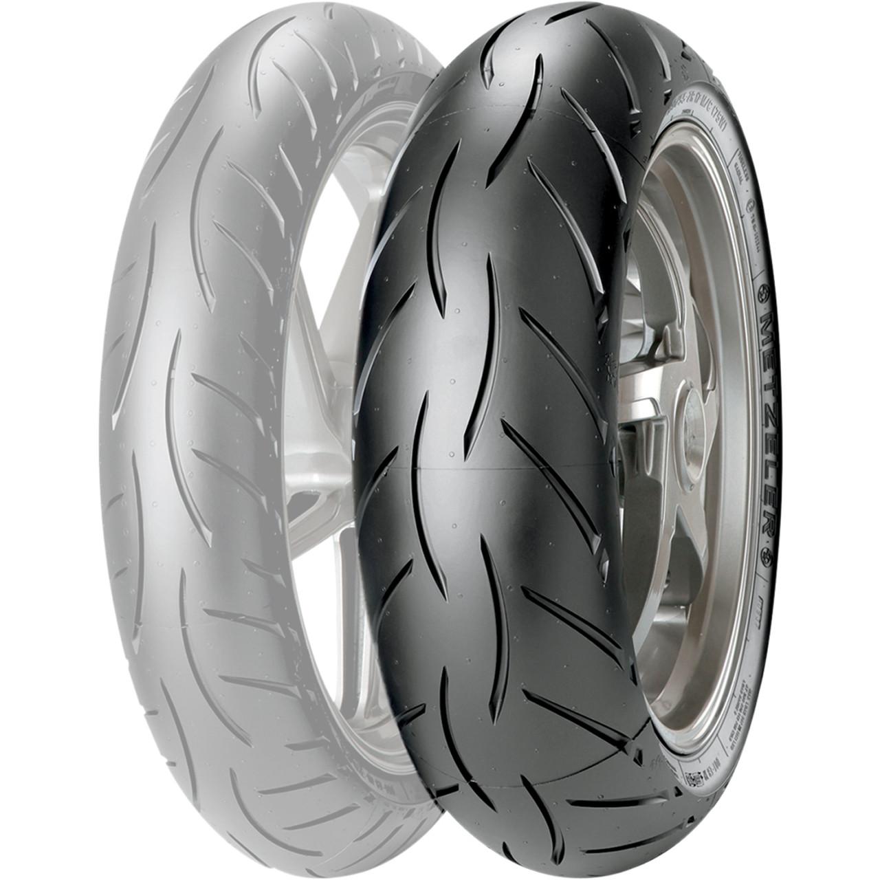 BMW K1600GT/GTL 11 Metzeler Roadtec Z8 Interact Rear Tire