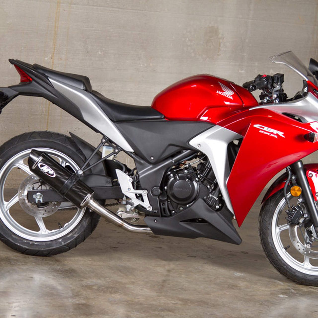 Honda CBR 250 R 11-14.