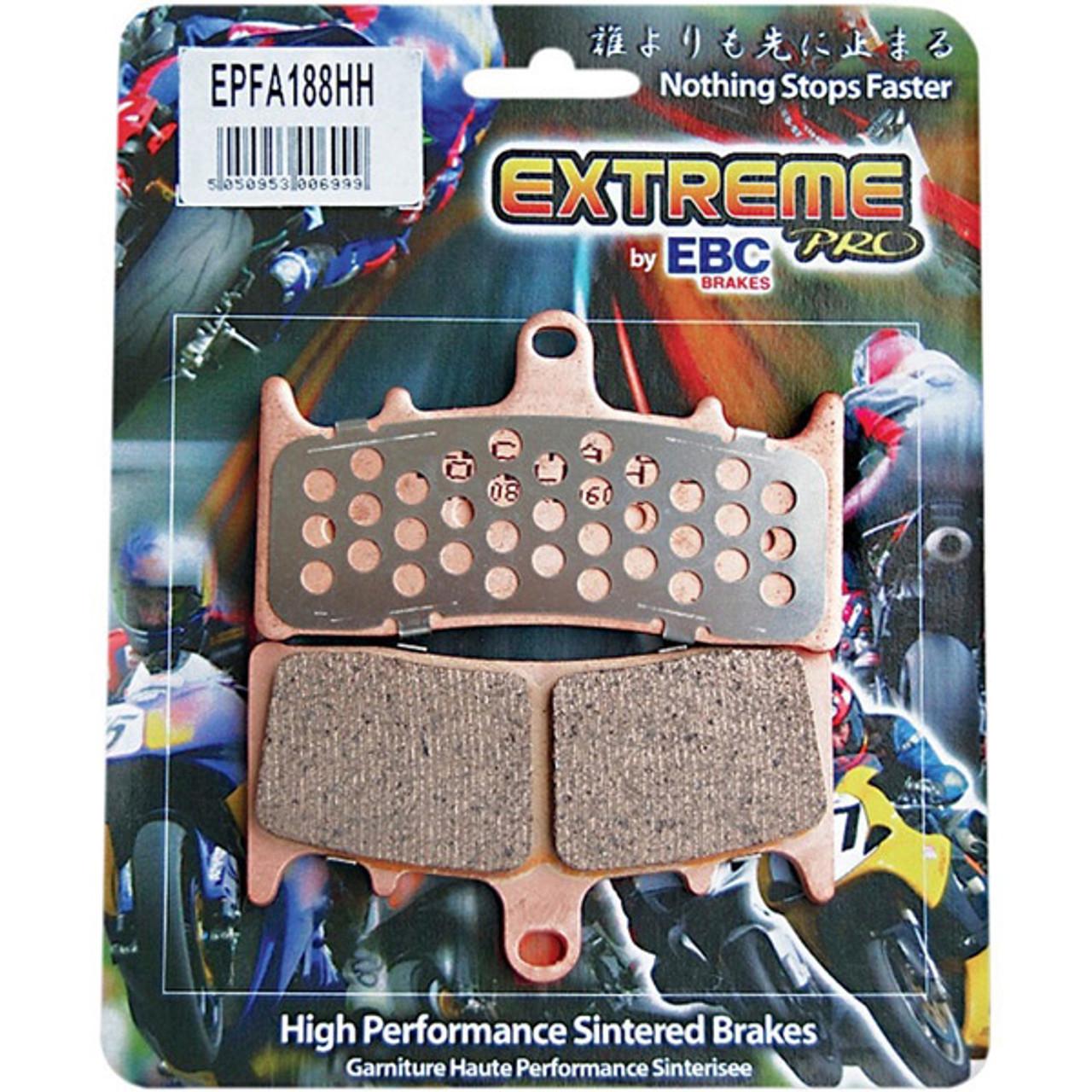 EBC Extreme Performance Brake Pads Front EPFA380HH