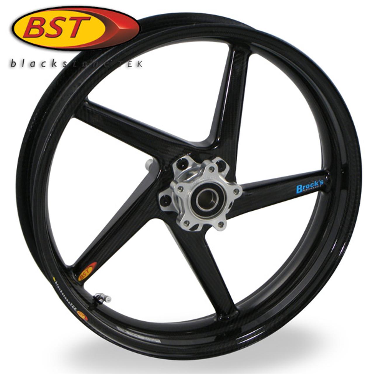 Carbon Fiber Wheels >> Bst Carbon Fiber Front Wheel Honda Cbr600rr 07 09