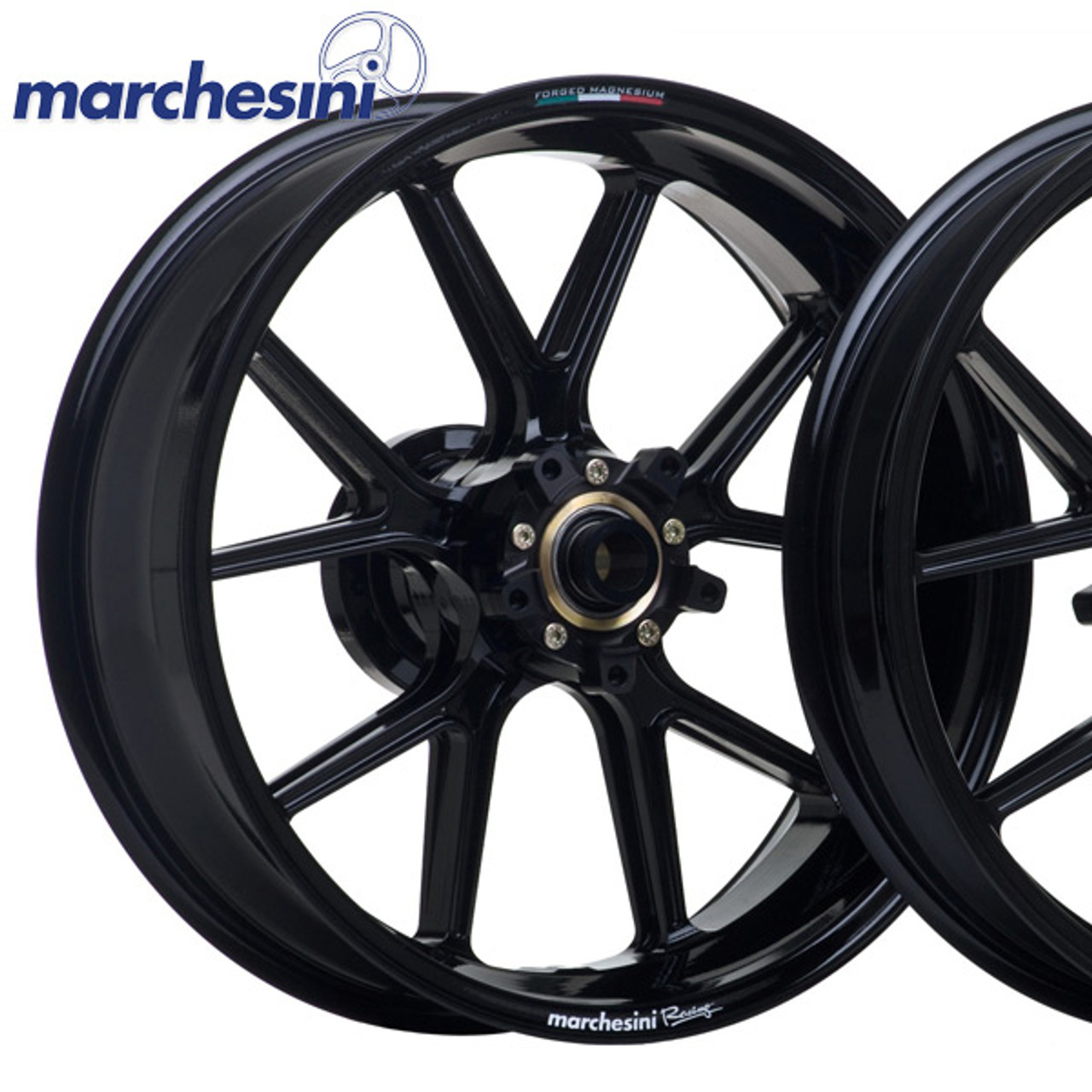 Marchesini Forged Aluminum M10r Rear Wheel Honda Cbr600rr 05 06