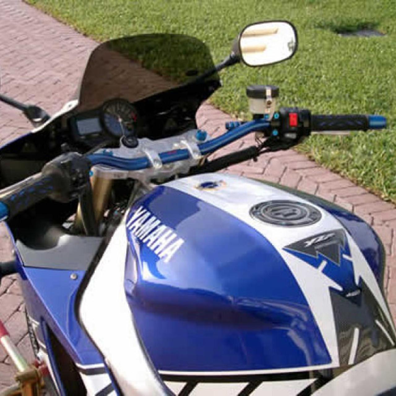 Lsl Yamaha Yzf-r1 2002-03 Handlebar Riser Kit
