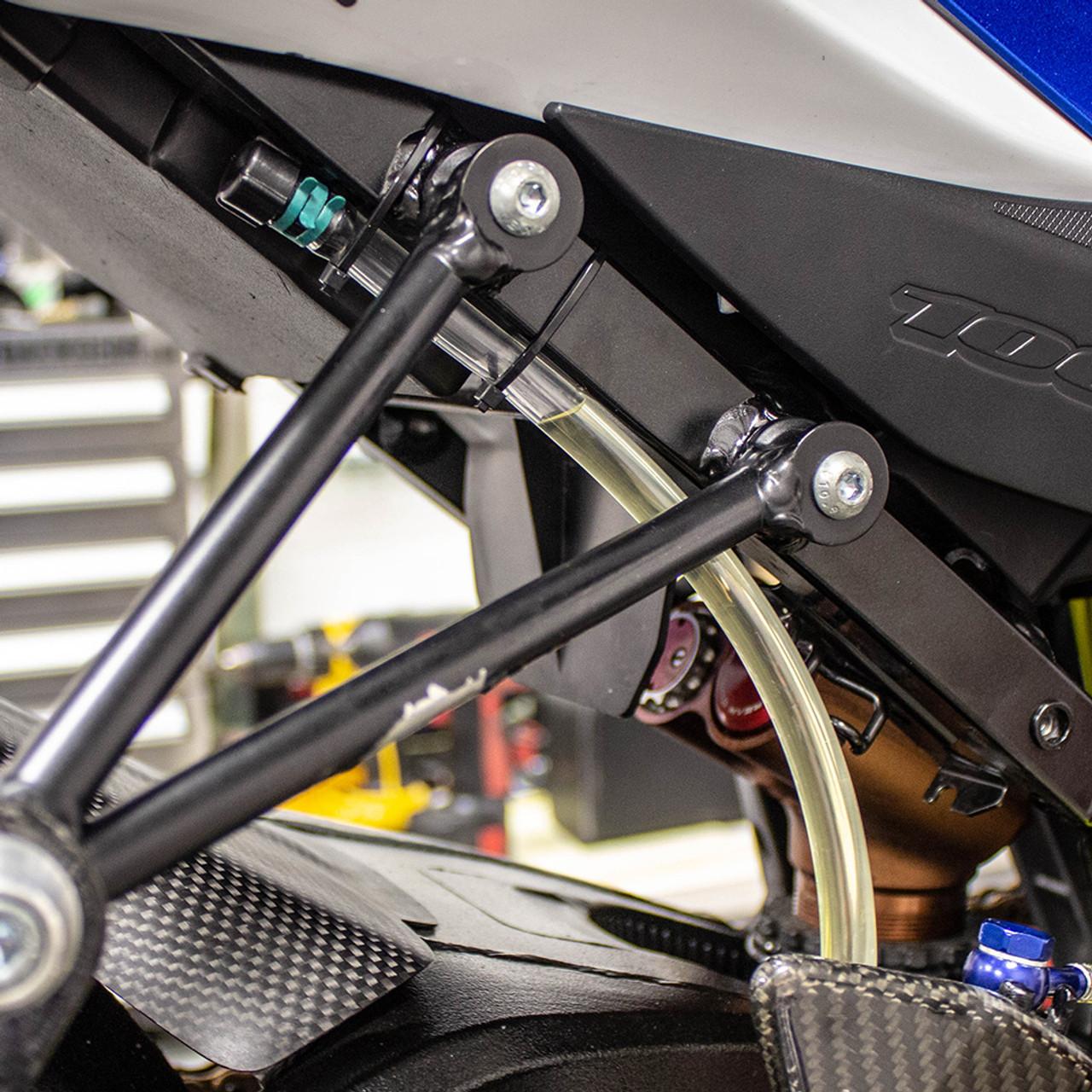 Superbike Rear Brake Reservoir Kit