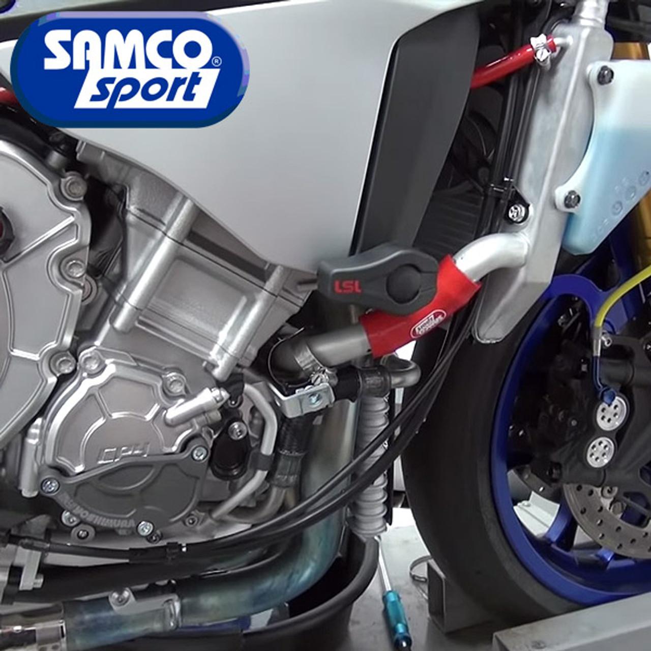 Samco Sport Yamaha Yzf R1 15 19 Radiator Hose Kit