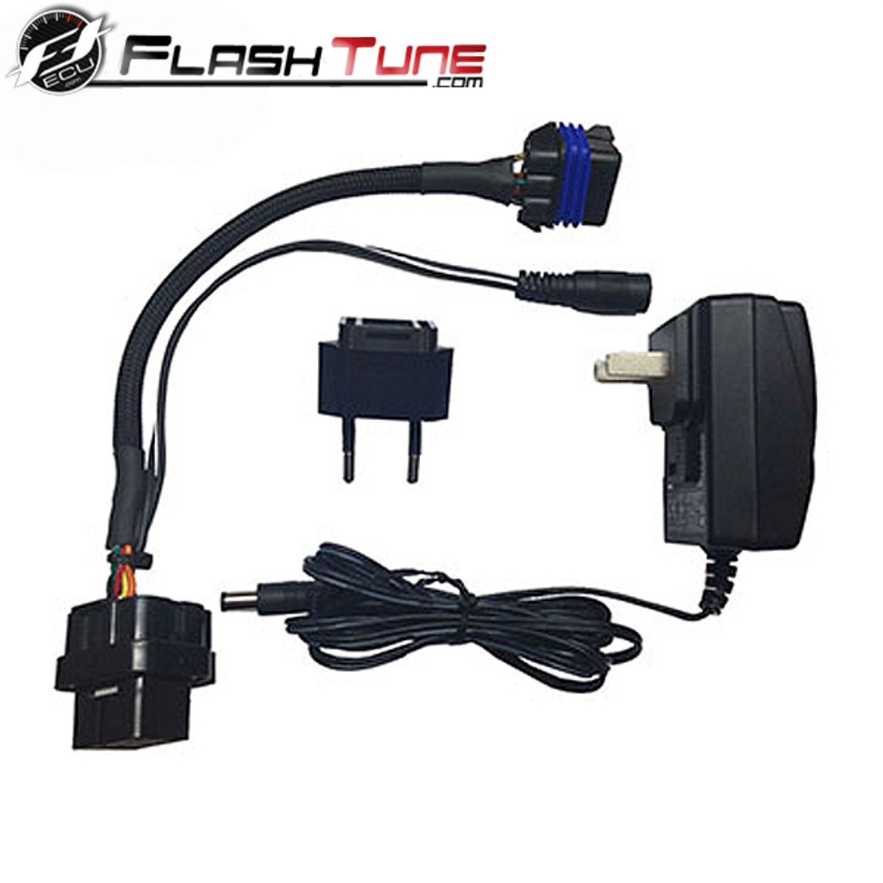 FlashTune ECU Type 18 Bench Tuner Kit Yamaha YZF-R1 15-19